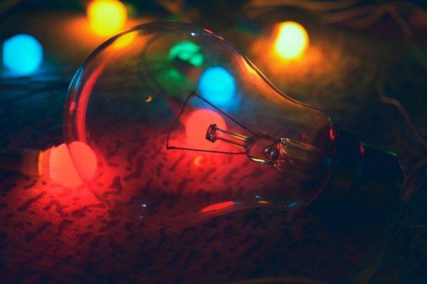 Colorful Bulb